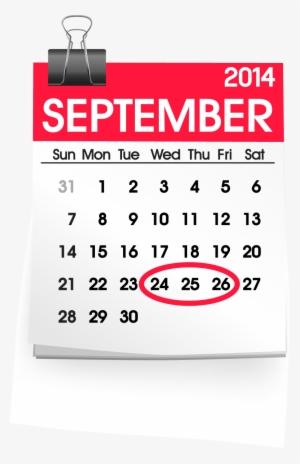 2014 paper calendar for October Clipart | k17897490 | Fotosearch