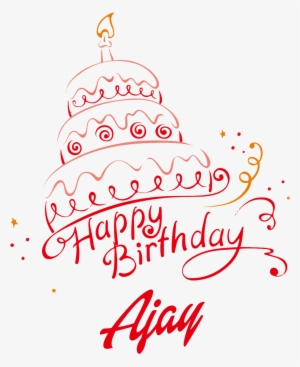 Happy Birthday Cake Images PNG & Download Transparent Happy Birthday