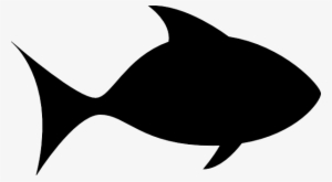 Fish At Getdrawings Com Fish Clip Art Silhouette Transparent Png 600x330 Free Download On Nicepng