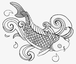 Fish Coloring Pages For Kids - Preschool and Kindergarten | Fish ... | 253x300