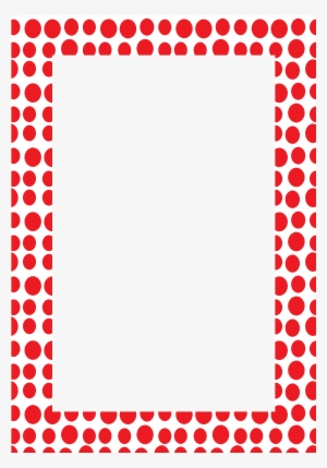 Frame Red Dots Place Value Patterns Anchor Chart Transparent PNG Adorable Place Value And Patterns