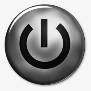 Power Button PNG & Download Transparent Power Button PNG