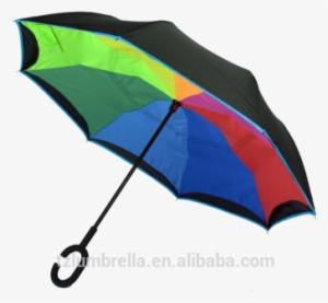 Upside Down Umbrella Icon, HD Png Download - kindpng
