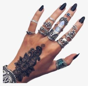 Tattoo Pattern Accessories Sctattoo Henna Schand Tatuajes Tumblr
