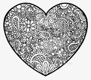 Zentangle Coloring Page For Adults, Antistress, Abstract ... | 264x300