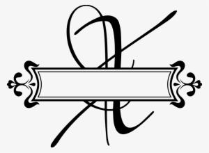 Fancy Letter V Letra A Cursiva Png Transparent Png 1125x868