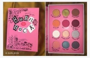 Spectrum X Mean Girls Mini Burn Book Transparent Png 1440x1440 Free Download On Nicepng