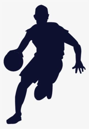 Basketball Silhouettes Clipart Wall Decal Basketball