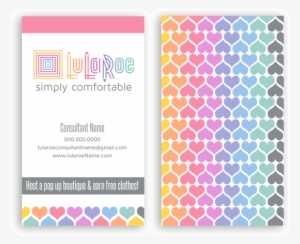 Lularoe Business Card Approved Itwvisions Itw 06 Famous