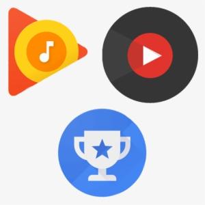 Google Play Music Logo Png Download Transparent Google Play Music