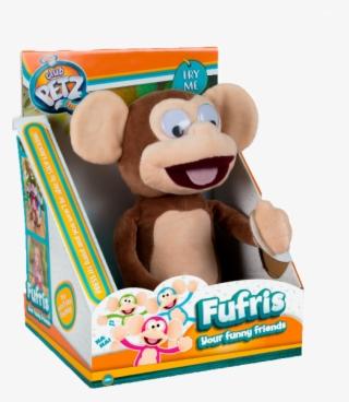 Your Funny Friends FUFRIS Monkey Club Petz Funny