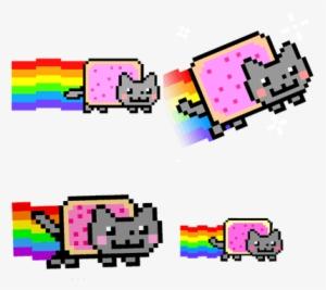 Thai Nyan Cat Roblox Nyan Cat Png Download Transparent Nyan Cat Png Images For Free Nicepng