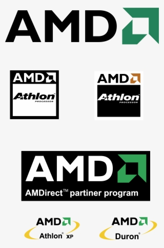 Amd Logo Black And White Amd Logo Png Transparent Png 2400x2400 Free Download On Nicepng