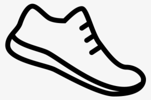 f5655c9c5dacc Sport Shoe Icon Png Clip Royalty Free Download - Draw A Running Shoe Easy