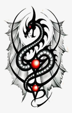 Dragon Tattoo PNG & Download Transparent Dragon Tattoo PNG Images ...