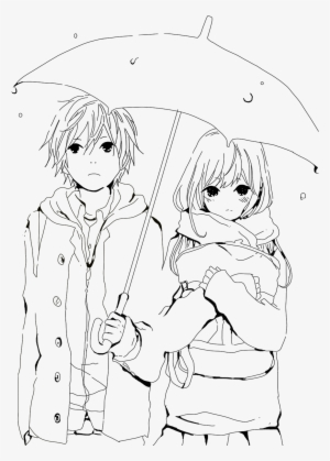 Boy And Girl Coloring Pages Little Boy And Girl Coloring Pages How ...   419x300