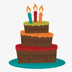 Purple Birthday Cake Png Transparent Png 357x589 Free Download
