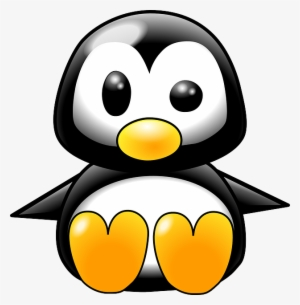 Baby Forest Animal Clipart Free Clipart Images Cute Cartoon Baby Penguins Transparent Png 588x600 Free Download On Nicepng