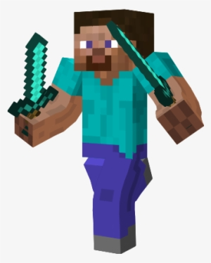 Minecraft Steve Png Download Transparent Minecraft Steve Png