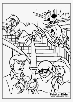 Scooby Doo Coloring Pages Scooby Doo Colouring Pages Transparent Png 567x794 Free Download On Nicepng