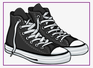 c4c85a5e2aecb Clipart Library Download Black And White Shoes Clipart - Shoes Clipart. PNG
