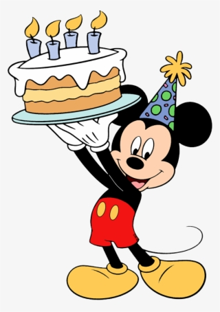 Mickey Mouse Birthday Png Amp Download Transparent Mickey