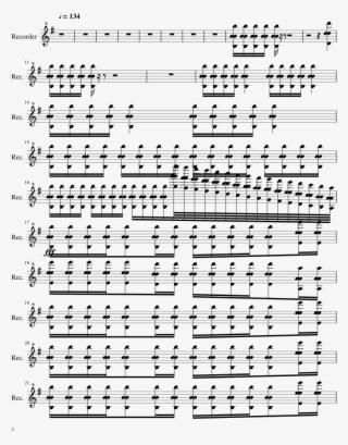 Sandstorm Sheet Music Composed By Arr Darude Sandstorm Guitar