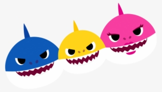 Free Download Pinkfong Baby Shark Png Clipart Shark - Baby ...