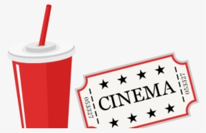Movies Ticket Popcorn Soda Popcorn Soda Png Transparent Png 1255x982 Free Download On Nicepng