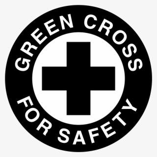 Green Cross For Safety Logo Png Transparent Logo Safety First Vector Transparent Png 2400x2400 Free Download On Nicepng