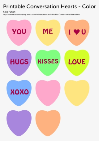 Conversation Hearts Coloring Pages With Best Of Printable Valentine Candy Hearts Printable Transparent Png 2048x2897 Free Download On Nicepng