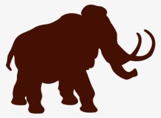Mammoth Clipart Ivory Silueta De Dinosaurio En Svg Transparent Png 640x480 Free Download On Nicepng Aquí, en esta categoría, podrás colorear dibujos de branquiosaurios, velociraptos. mammoth clipart ivory silueta de