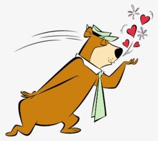 Yogi In Love Cindy Bear Yogi Bear Transparent Png 660x600 Free Download On Nicepng