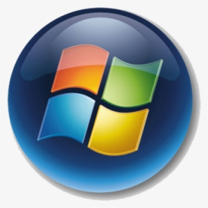 Windows 7 Start Button PNG & Download Transparent Windows 7