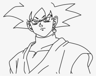 Goku Black Png Download Transparent Goku Black Png Images