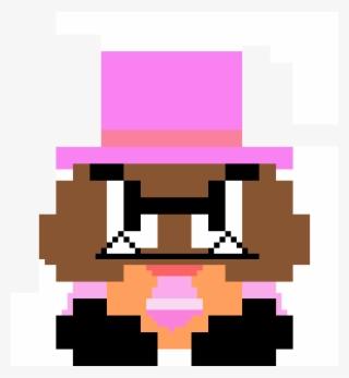 Goomba Art Super Mario Bros 3 Goomba Transparent Png 450x464