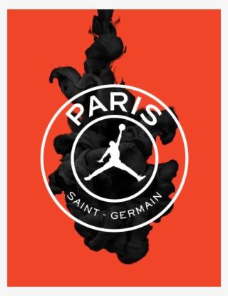 Psg Air Jordan Paris Saint Germain Jordan Transparent Png 4032x4032 Free Download On Nicepng