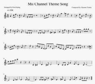 The Office Trumpet Sheet Music