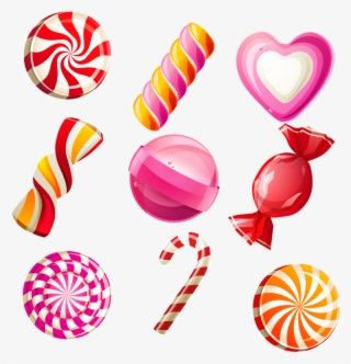 Png Stock Bonbon Bear Candy Sweetness Colored Pattern 9 Lollipops Clipart Transparent Png 800x819 Free Download On Nicepng