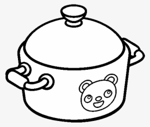 Cooking pot coloring pages - Hellokids.com   253x300