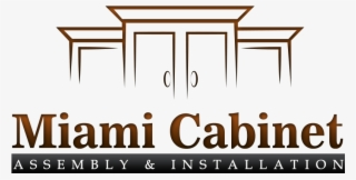 Miami Ikea Kitchen Cabinet Installers Kitchen Cabinet Logo Design Transparent Png 812x427 Free Download On Nicepng